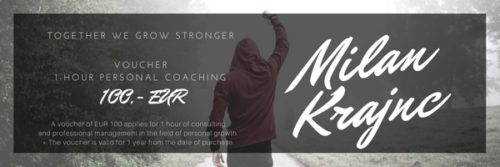 Personal coaching voucher