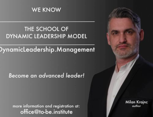THE SCHOOL OF DYNAMIC LEADERSHIP