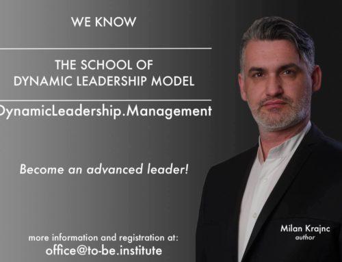 THE SCHOOL OF DYNAMIC LEADERSHIP