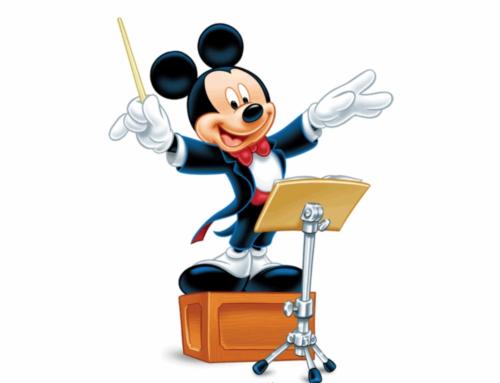 Poslovni proces, kot glasbena sinfonija